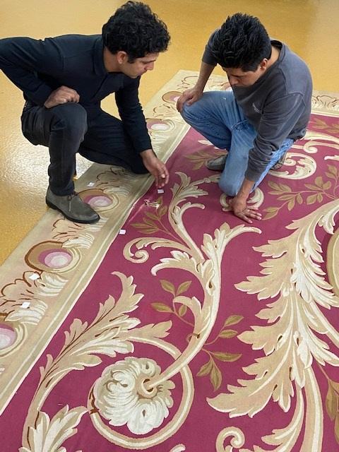 Teppichreinigung Teppichreparatur Lindau
